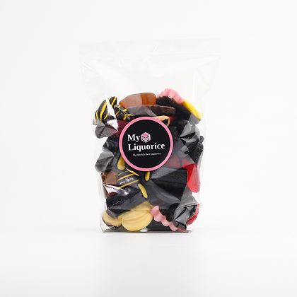 My Liquorice -Gourmet Assortment