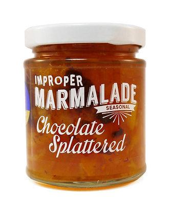 Proper Marmalade - Chocolate Splattered