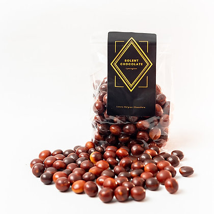 Solent Marbled Chocolate Pearls