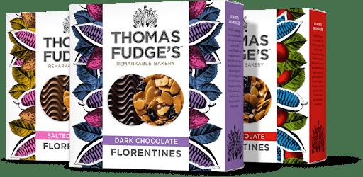 Thomas Fudge's 3 for £14.95