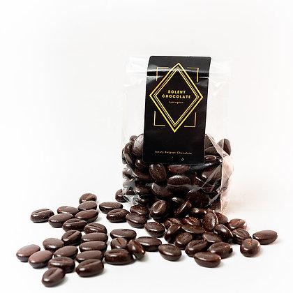 Solent Dark Chocolate Coffee flavoured Beans