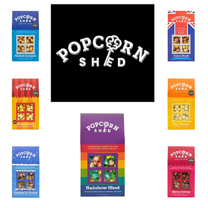 Popcorn Shed 7 for £28.00