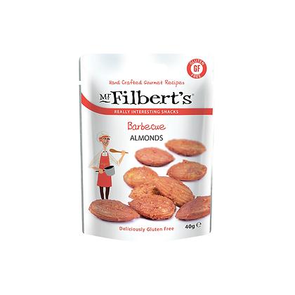 Mr Filbert's Barbecue Almonds