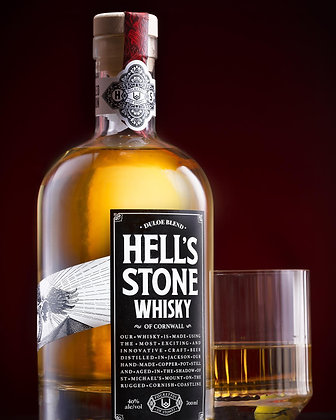 Hell's Stone Whiskey 70cl