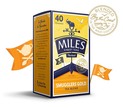 Miles Smuggler's Gold (40 bags)