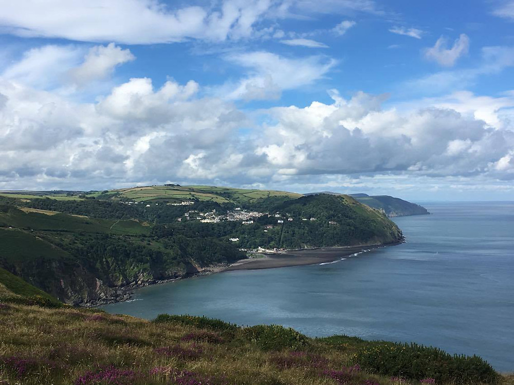 Scenery, Lynmouth, Lynmouth Hotels, Exmoor