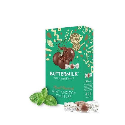 Buttermilk Dairy Free Mint Choccy Truffles 80g