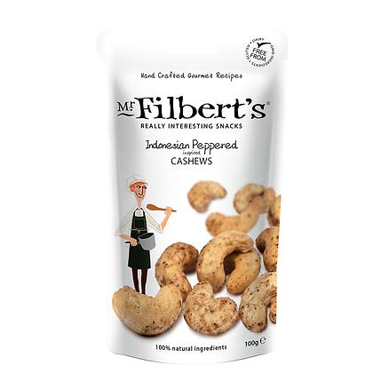 Mr Filbert's Indonesian Pepper inspired Cashews