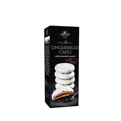 Kopernik Gingerbread Cakes with Blackcurrant 150g
