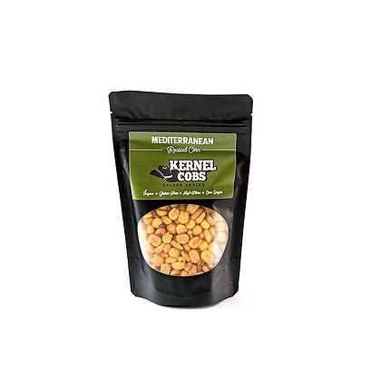 Kernel Cobs Mediterranean Roasted Corn