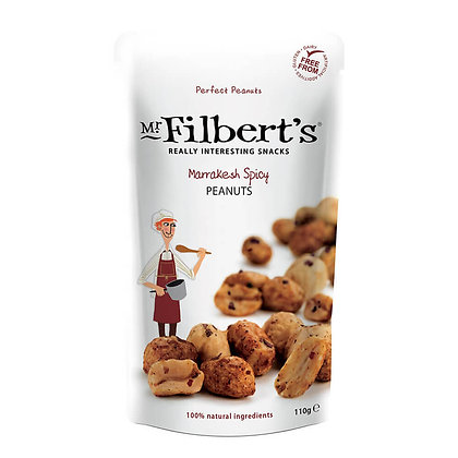 Mr Filbert's Marrakesh Spicy Peanuts