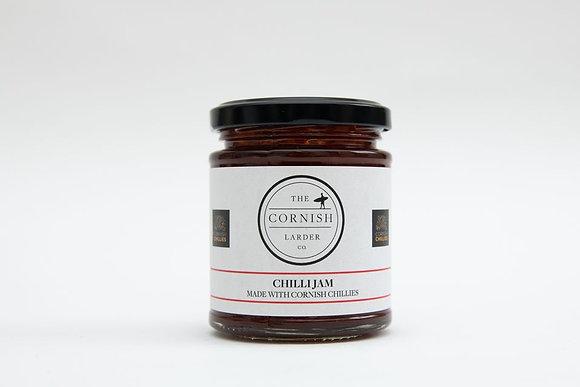 The Cornish Larder Chilli Jam