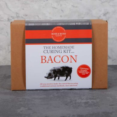 Ross & Ross The Homemade Curing Kit.. Spicy Bacon