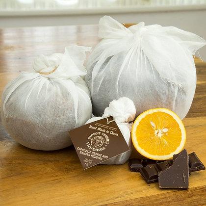 Georgie Porgie's Chocolate Orange & Baileys Pudding