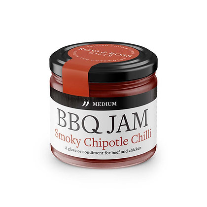 Ross & Ross Smoky Chipotle Chilli Jam - Medium