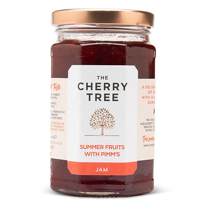 Cherry Tree Summer Fruits with Pimm's Jam