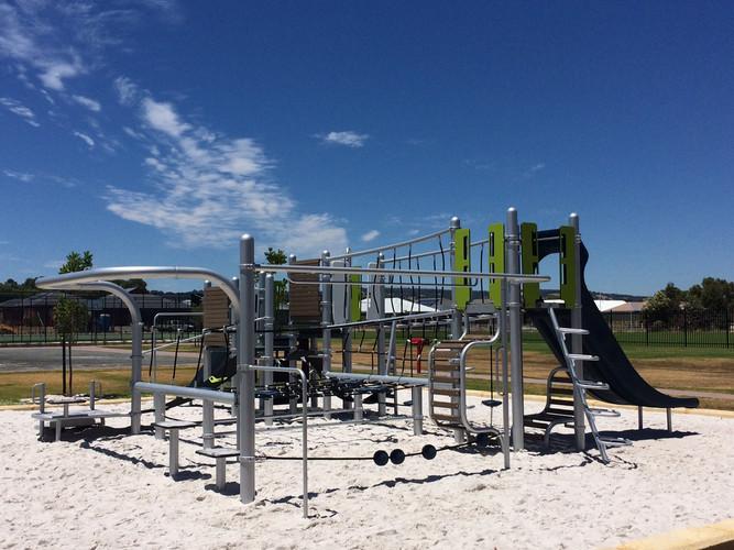 Smartplay venti. Playground. Perth School Supplier. Western Australia Public School Playground.