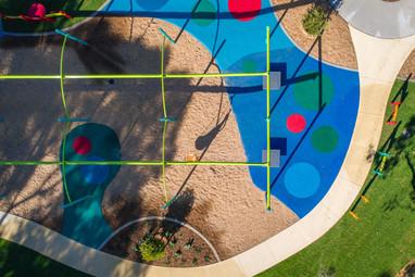 Accessible Zipline. ZipKrooz. Perth Playground Supplier