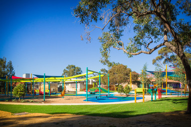 Accessible Playground. Inclusive and Sensory Playground Equipment.