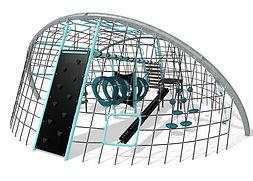 crab trap playground equipment design perth western australia