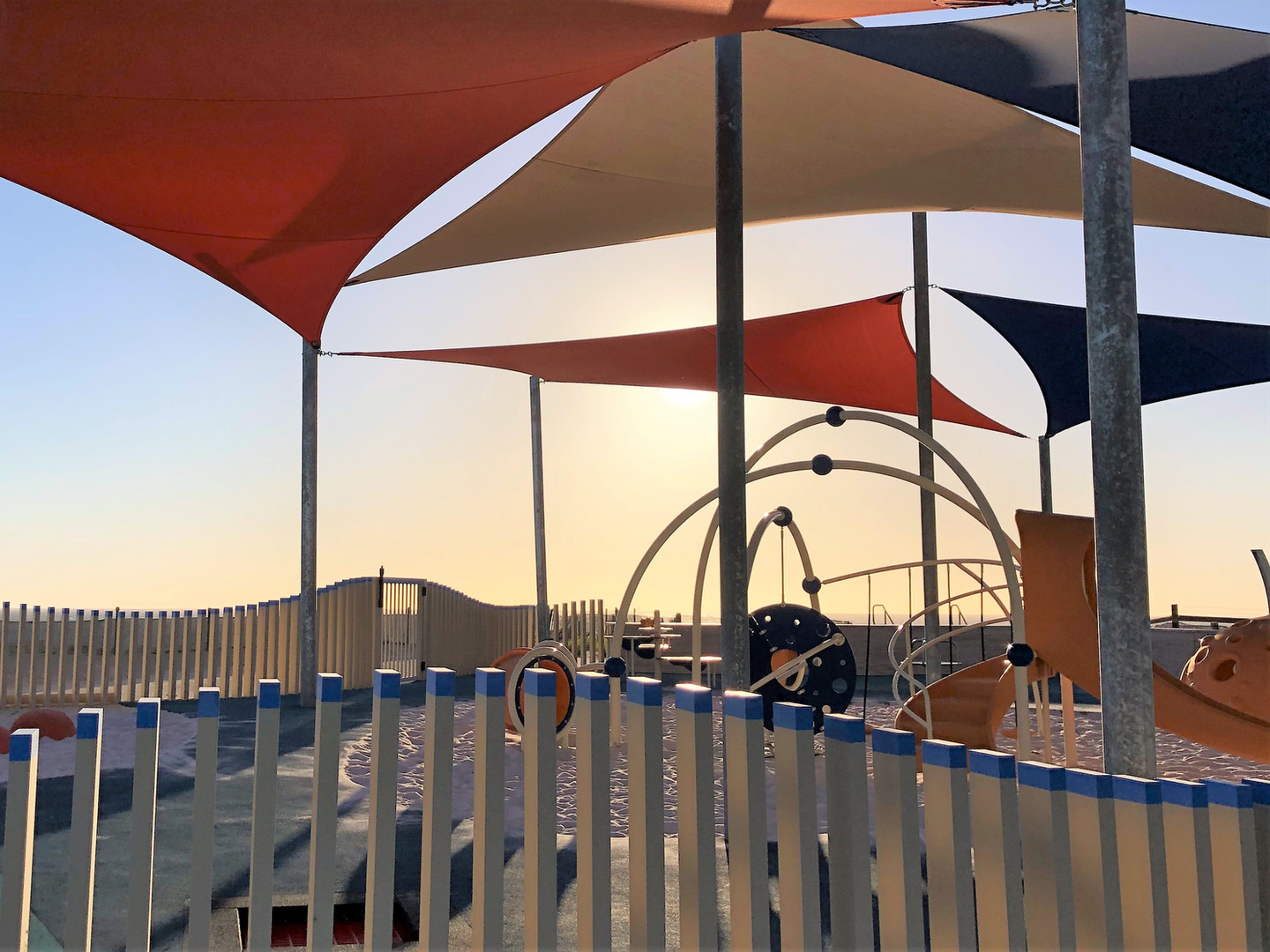 Perth playground design. Dynamic Playgrounds Landcape Structures Rep.