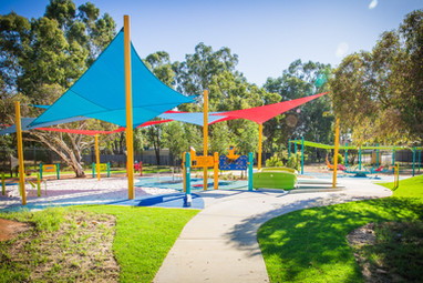 Perth Play for All Playground Supplier
