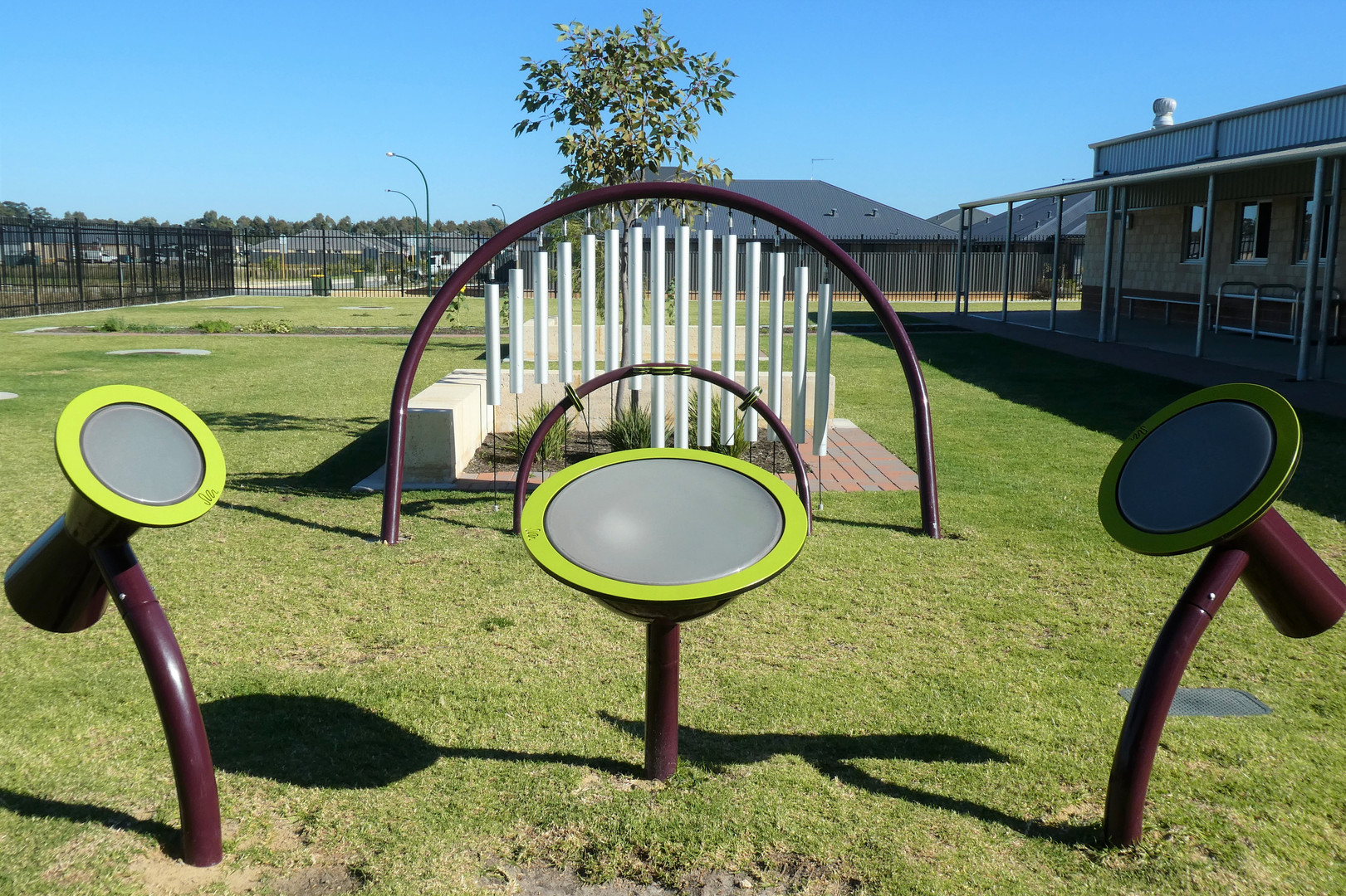 Outdoor Music Equipment Perth School Playgrounds.