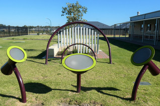 Outdoor Music Equipment Perth School Playgrounds.