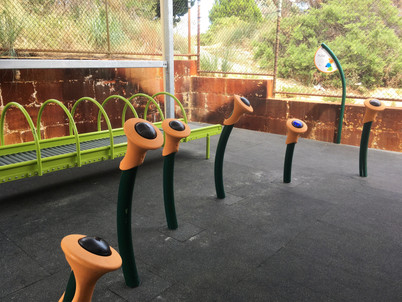 Rolle Table play Equipment. Sensory and Inclusive Play. Pulse Tempo. Music Joondalup School Supplier
