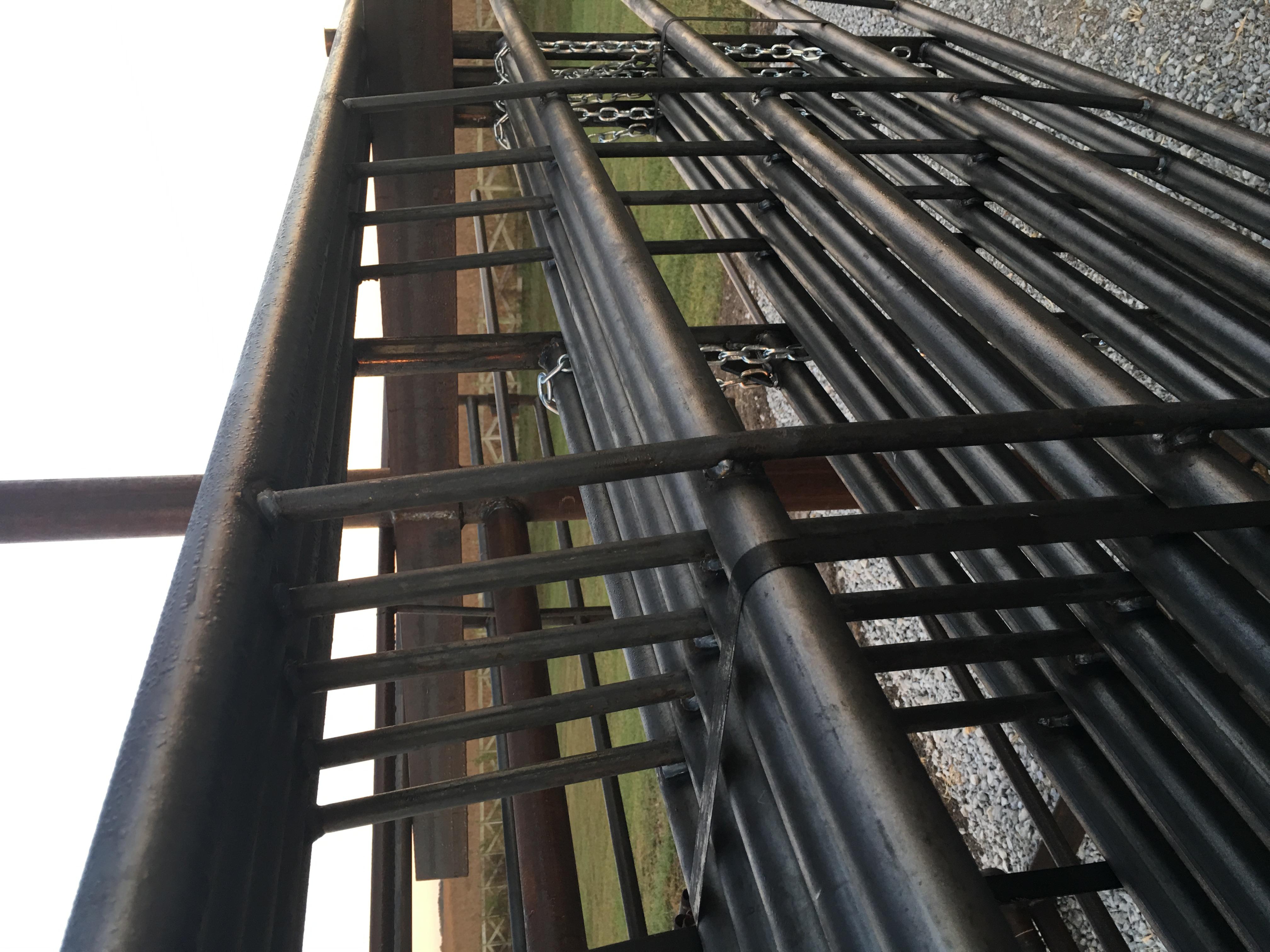 Pasture gates