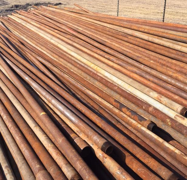"Full length 2 7/8"" olifield pipe"