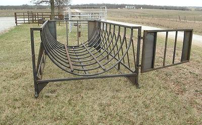 galvanized gate horse feeders hanging ranger feeder company hay grain htm