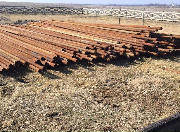 Full Lenght 27/* Used Pipe
