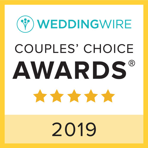 WeddingWire Couple's Choice 2019 Award