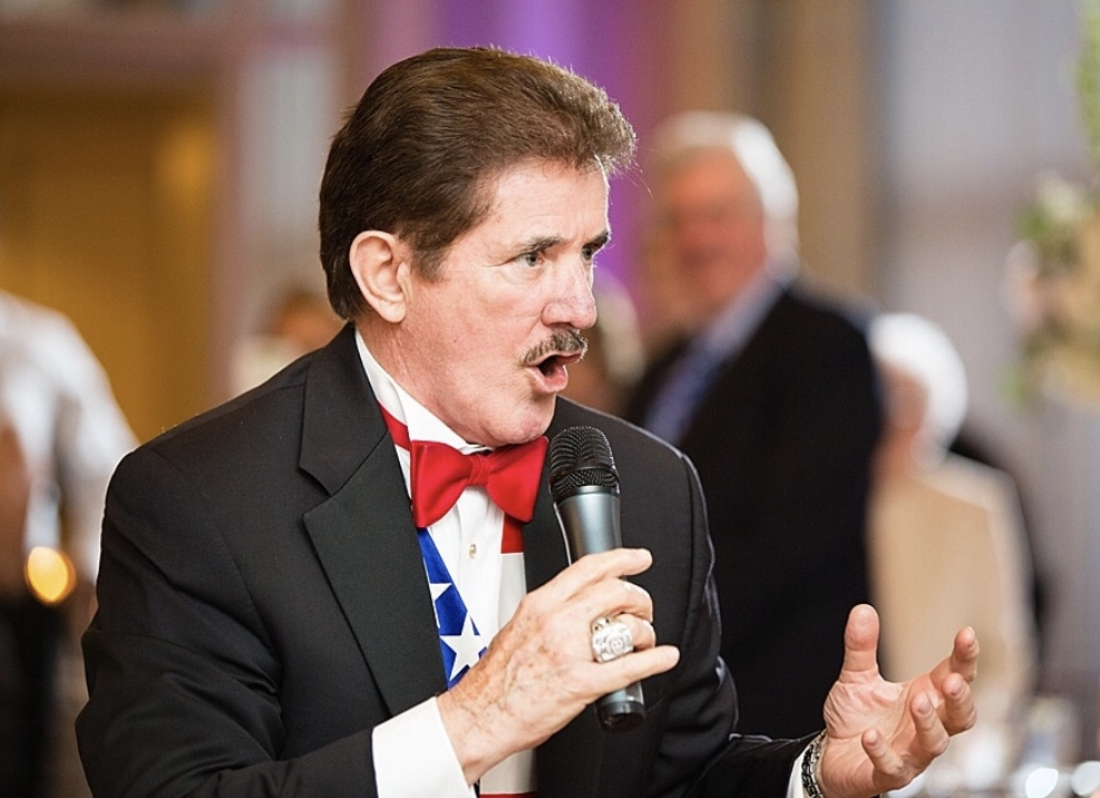 Boston Bruins Singer Rene Rancourt