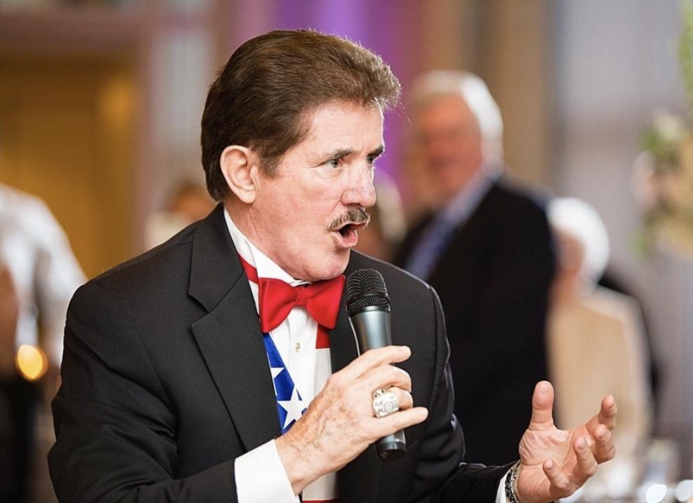 Boston Bruins Singer Rene Rancourt