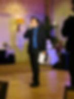 Boston wedding band Brick Park's MC Services