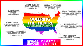 Queering the Theatre: A Special Pride Week Event