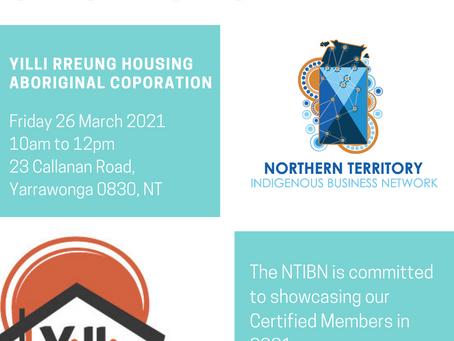 NTIBN Members Showcase 2021