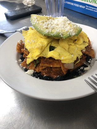 Chilaquiles Rancheros
