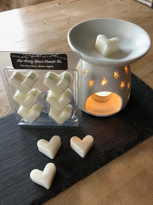 Wax Melts (Pack of 6).
