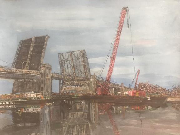 mill basin drawbridge (to simona garelli