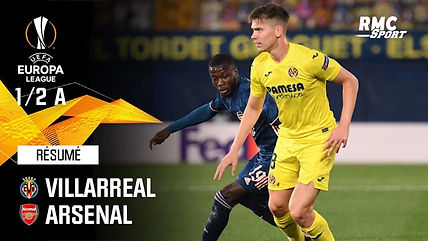 Resume-Villarreal-2-1-Arsenal-Ligue-euro