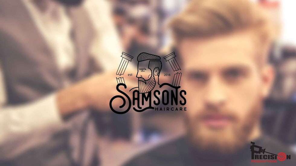 Samson Hair care  Promo video produced by Precision Productions
