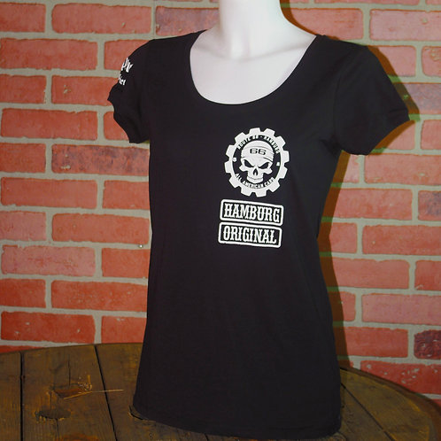 "T-Shirt ""Borrmann Motors"" Lady"