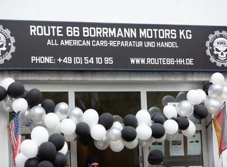 Route 66 lud zum Season Opening am 13.04.2019