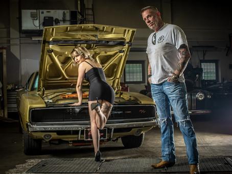 Festpreisangebot - Beispiel Bremsenumbau Ford Mustang - Drive save!!
