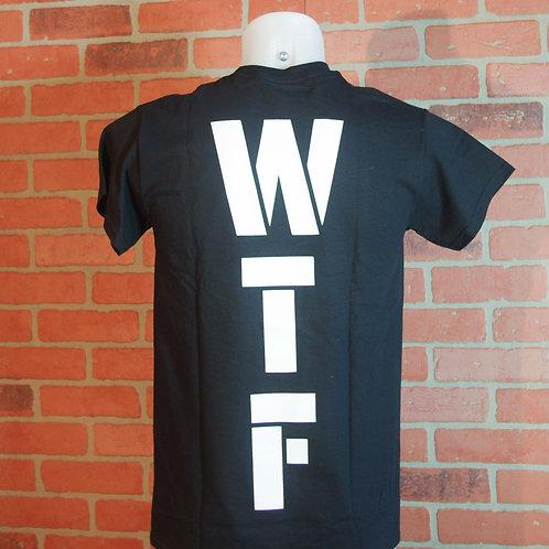 """T-Shirt """"WTF""""Gentleman"""