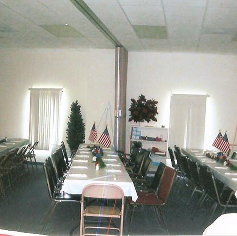 Social Hall / Classrooms