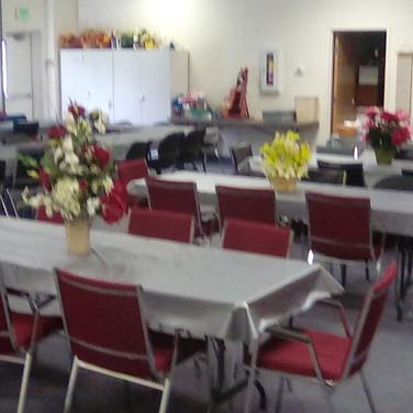 Social Hall / Class Rooms